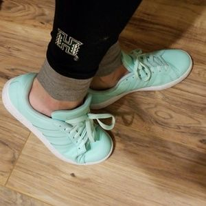 """Mint blue or """"ice green"""" addidas baseline neo"""